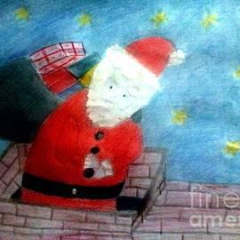 Julie Dunkley - Santa