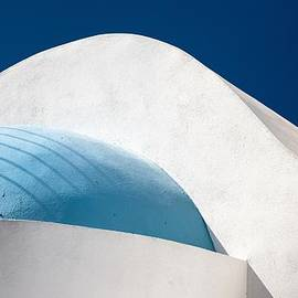 Bjoern Kindler - Santorini Abstract
