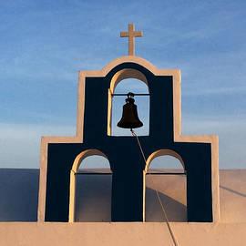 Colette V Hera  Guggenheim  - Santorini Bells Greece
