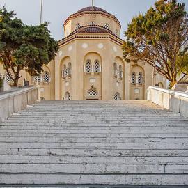 Antony McAulay - Santorini Exo Gonia Church