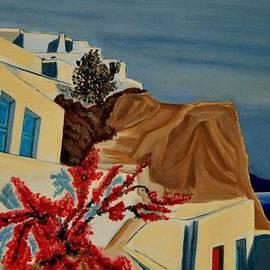 Dimitra Papageorgiou - Santorini Greece 1