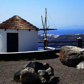 Colette V Hera  Guggenheim  - Santorini Island Joy