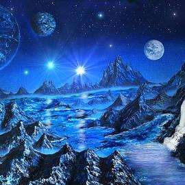 Michael Rucker - Sapphire Planet
