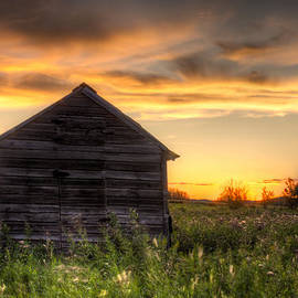 Matt Dobson - Saskatchewan Sunset