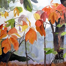 Sandy McIntire - Sassafras Trees on the Ridge