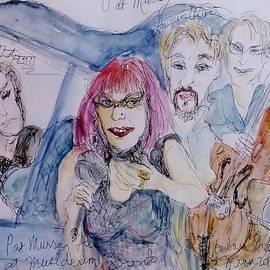 Barb Greene mann - Sassy Pat Murray