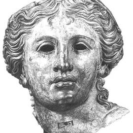 Yana Wolanski - Bronze Satala Head British Museum