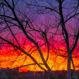 Jo-Anne Gazo-McKim - Saturated Sunrise