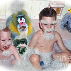 Jim Fitzpatrick - Saturday Night Bath