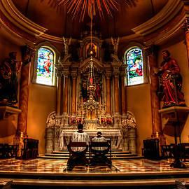 Amanda Stadther - Church of Saint Agnes