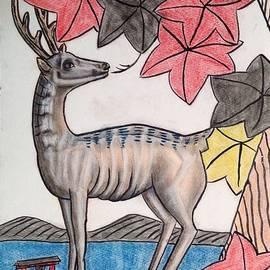 Keiko Olds - Save Miyajima Deer
