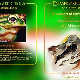 Hartmut Jager - Saving  Frogs