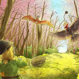 Reynold Jay - Scarecrow Practice