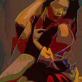 Fli Art - Scarlet