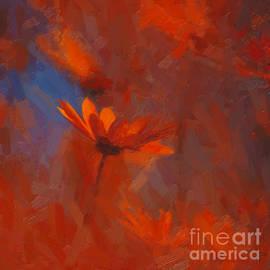 Paul Davenport - Scarlet Petals
