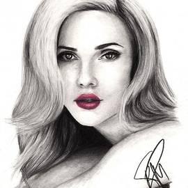 Rosalinda Markle - Scarlett Johansson