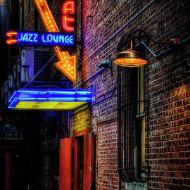 Joan Carroll - Scat Lounge Living Color