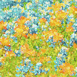 ARTography by Pamela  Smale Williams - Scattered Impressions