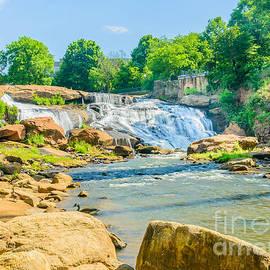 Elvis Vaughn - Scenic Falls