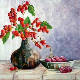 Geert Winkel - Schaaltje pruimen