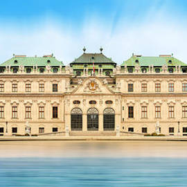 Marc Huebner - Schloss Belvedere - Vienna