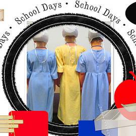 Tina M Wenger - School Days