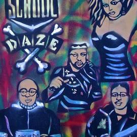 Tony B Conscious - School Daze 3