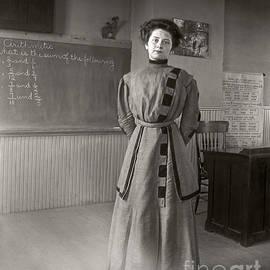 Martin Konopacki Restoration - School Teacher 1890