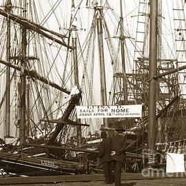 California Views Mr Pat Hathaway Archives - schooner Luisa D Sails for Nome Alaska  about April 18 1902