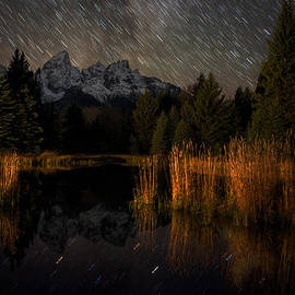 Mike Berenson - Schwabacher Starry Night