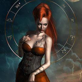 Britta Glodde - Scorpio zodiac sign