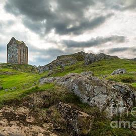 Matt  Trimble - Scottish Borders - Smailholm Tower