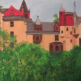 David Bartsch - Scottish Castle