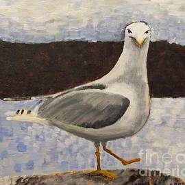 Susan Williams - Scottish Seagull
