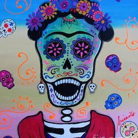 Pristine Cartera Turkus - Screaming Frida