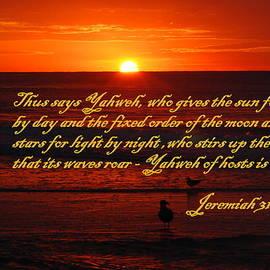 James DeFazio - Scripture and Sunrise
