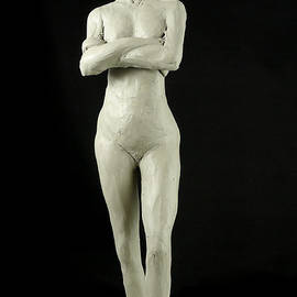 Richard Reeve - Sculpture - Lady 1