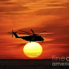Al Powell Photography USA - Sea Dragon Sunset