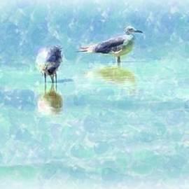 Kathleen Struckle - Sea Gulls