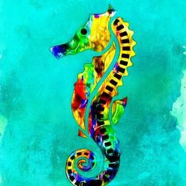 Barbara Chichester - Sea Horse In Color