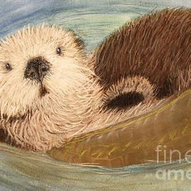 Jacqueline Barden - Sea Otter