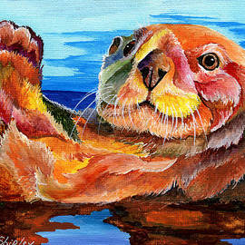 Sherry Shipley - Sea Otter
