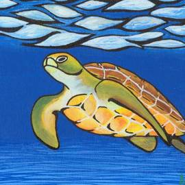 Adam Johnson - Sea Turtle