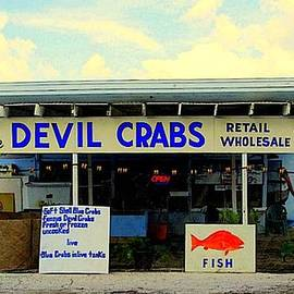 Buzz Coe - Seabreeze Devil Crabs