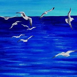 Dimitra Papageorgiou - Seagulls