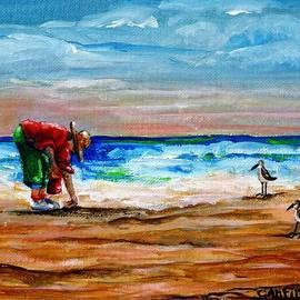 Carol Allen Anfinsen - Seashells by the Seashore