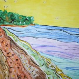 Stormm Bradshaw - Seashore Bright Sky