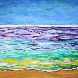 Stormm Bradshaw - Seashore Blue Sky