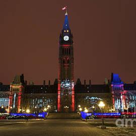 Nina Stavlund - Season Greetings Ottawa...