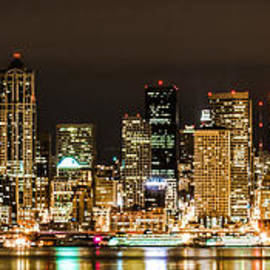 Chris McKenna - Seattle at Night